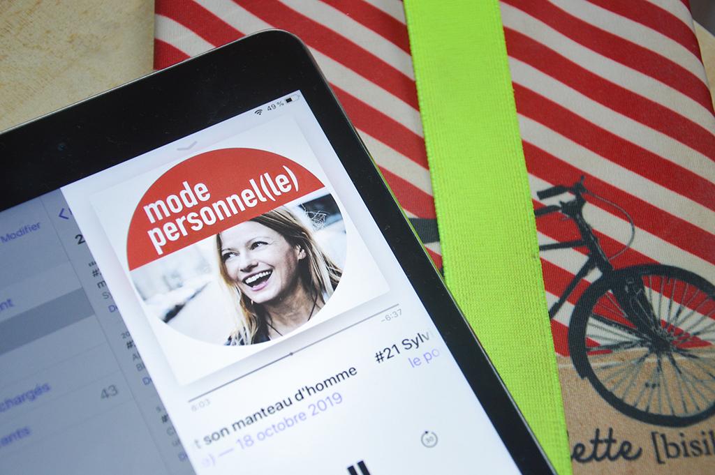 Le podcast Mode personnel(le) sur Apple Podcasts