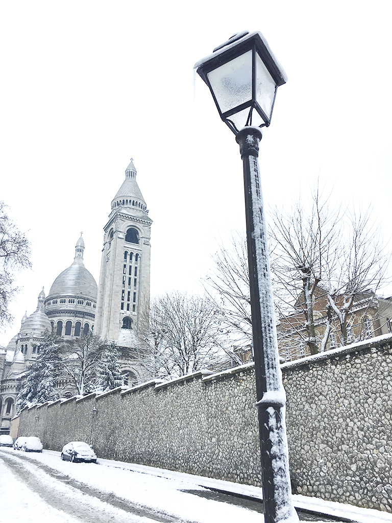 rue de la Bonne, Montmartre, Paris