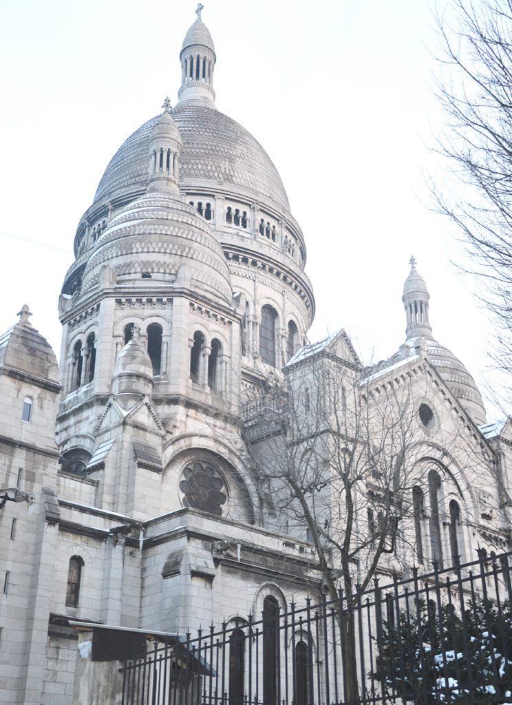 Flâner à Montmartre : le Sacré-cœur