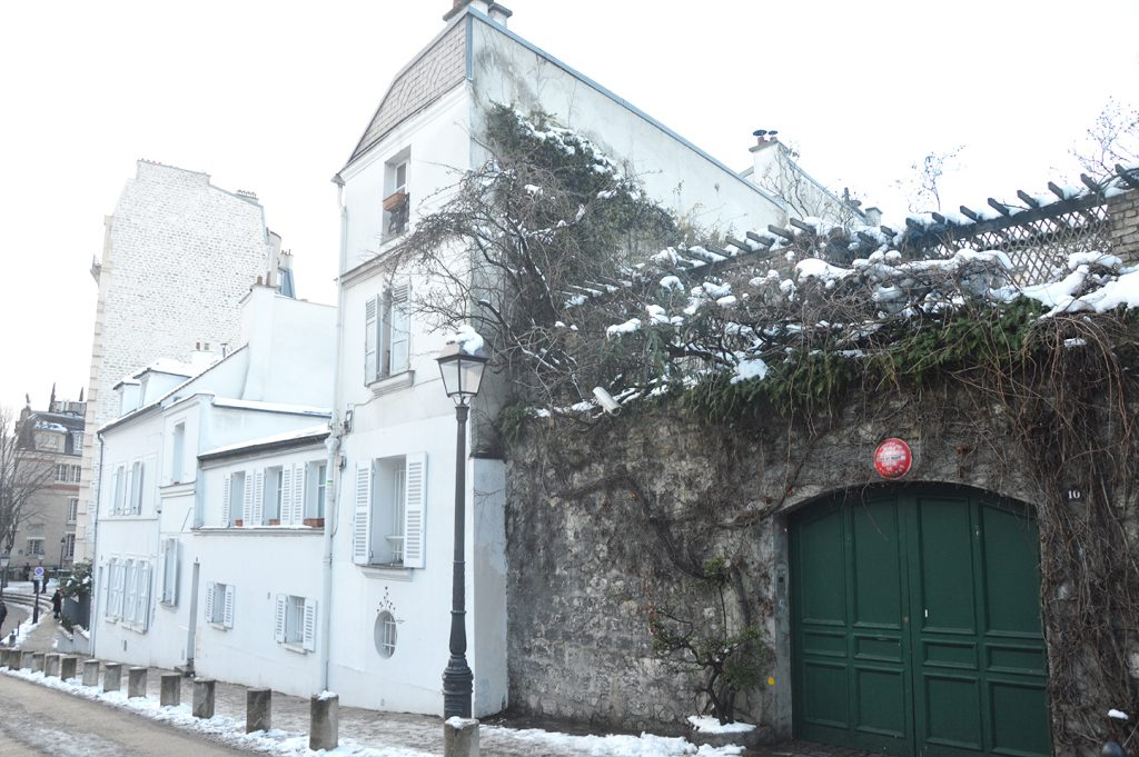 rue de l'Abreuvoir, Montmartre, Paris