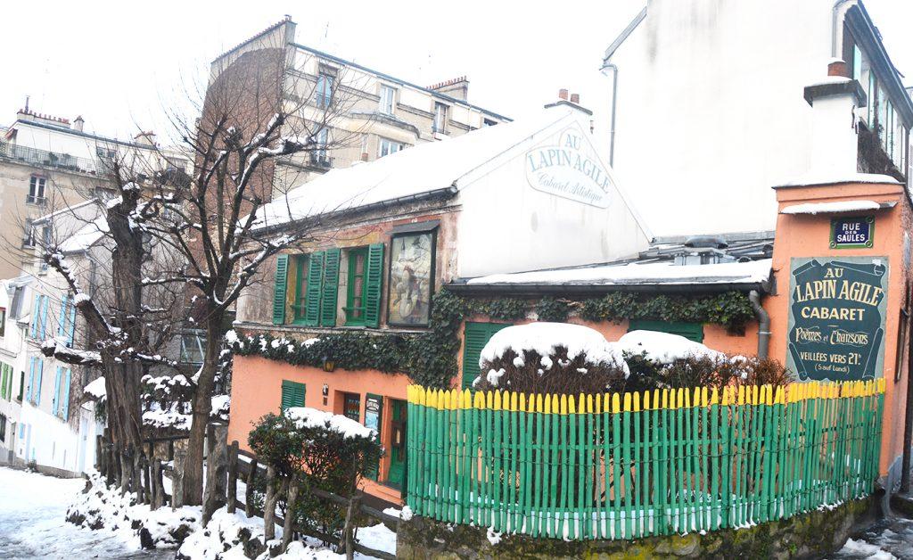 Montmartre : Au Lapin Agile