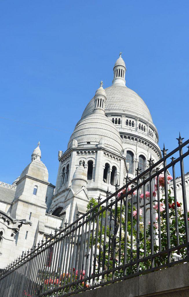 Butte Montmartre, Sacré-cœur