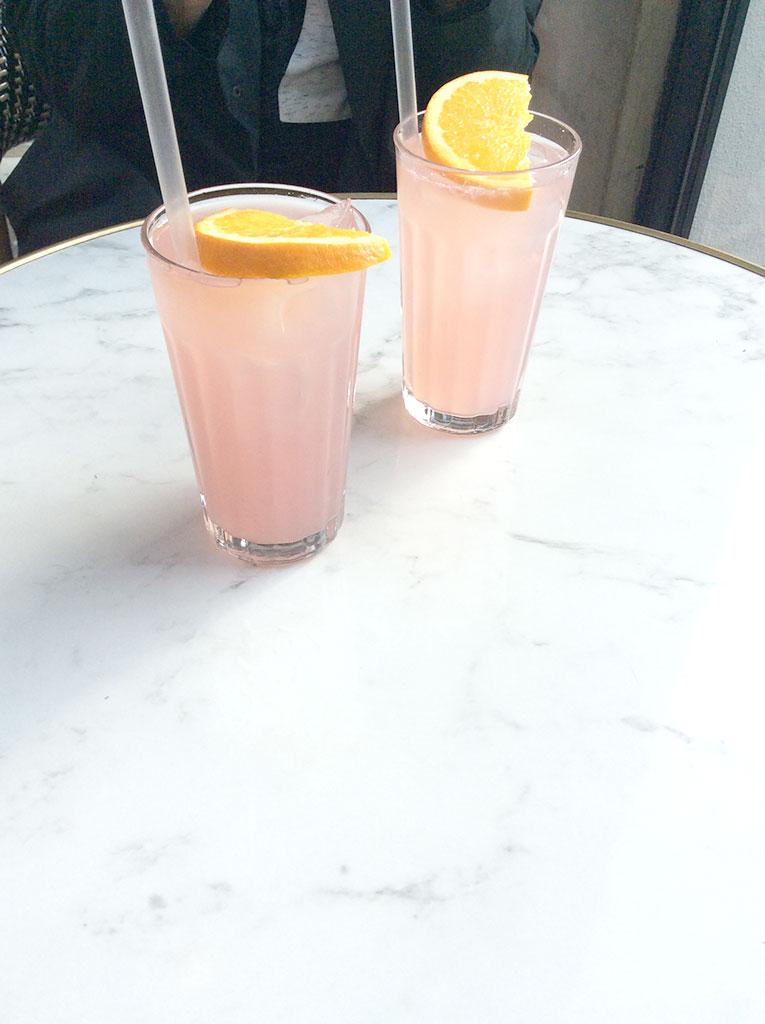 boisson de la Brasserie Barbès