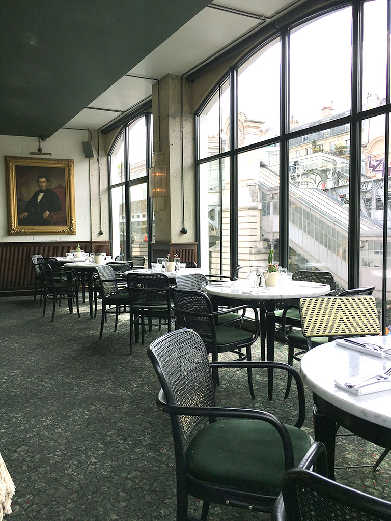 restaurants à Montmartre, Brasserie Barbès