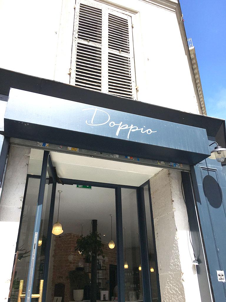 restaurants à Montmartre, Doppio