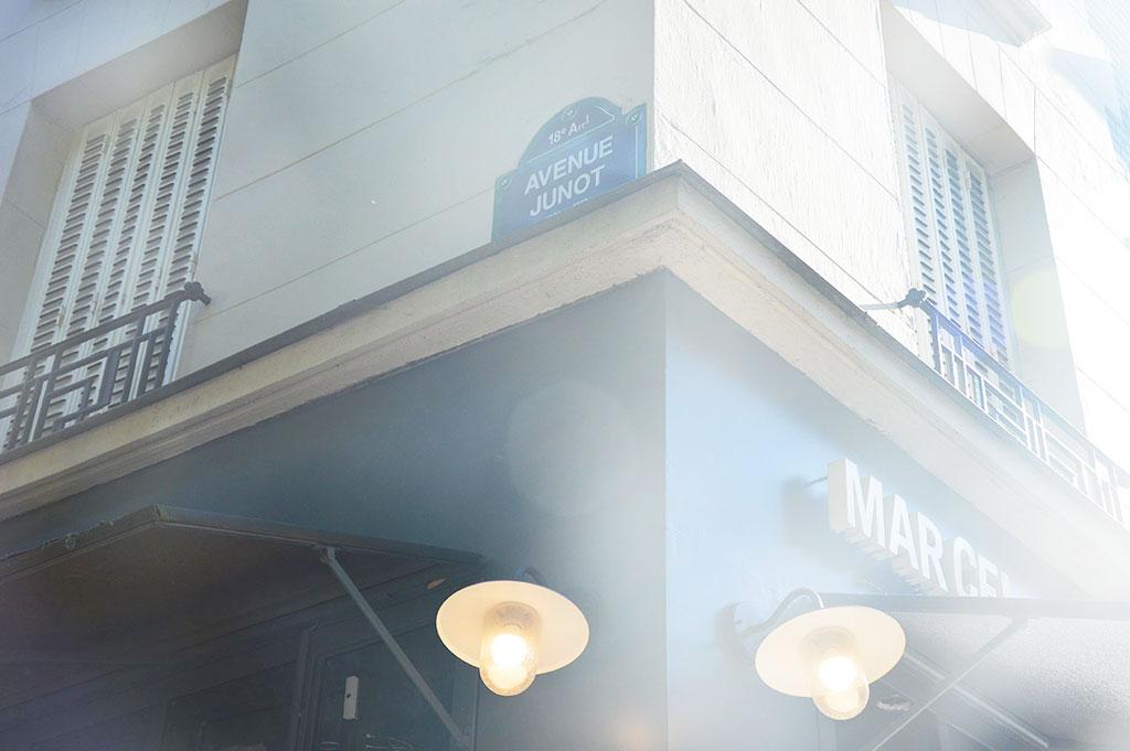 restaurants à Montmartre, Marcel