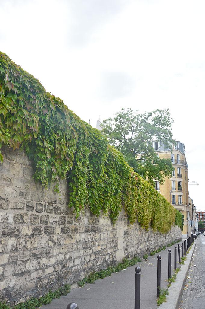 cimetière de Montmartre, rue de la Barrière Blanche