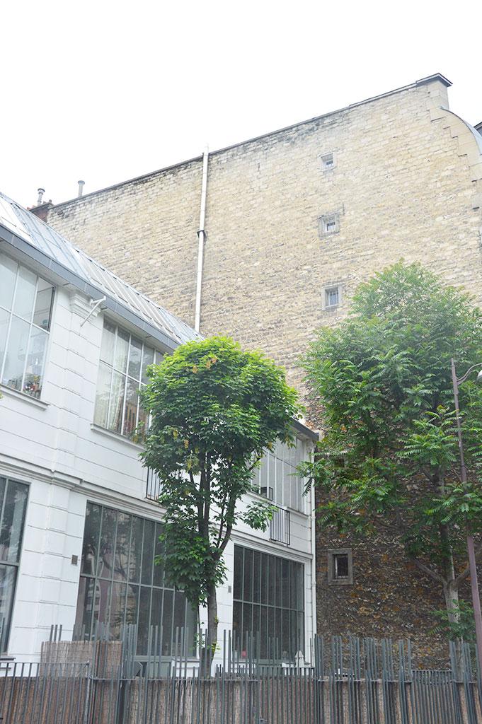 rue Ganneron, villa des arts