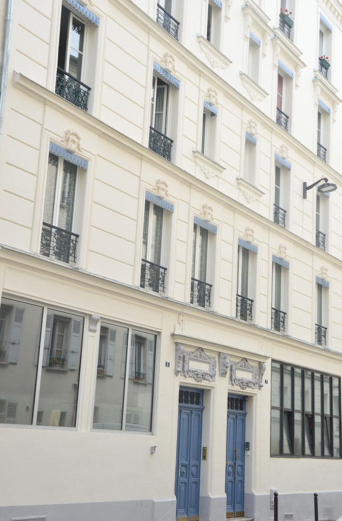 rue Fauvet