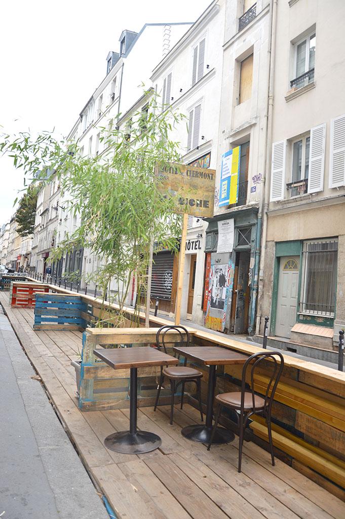 Ma Biche, rue Véron, Montmartre